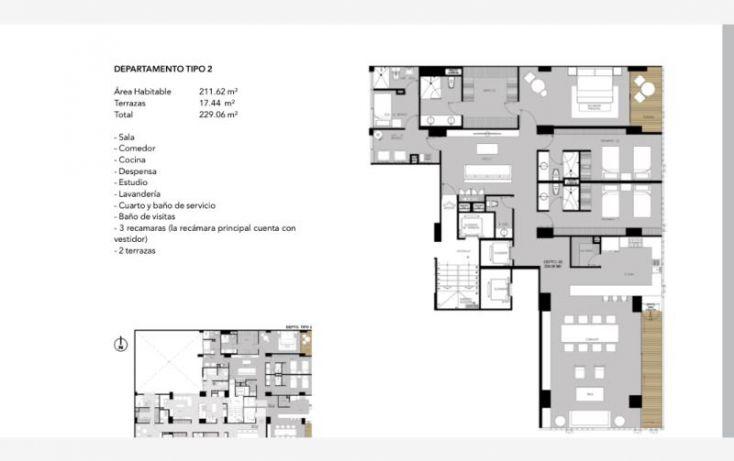 Foto de departamento en renta en horacio, polanco i sección, miguel hidalgo, df, 1209053 no 04