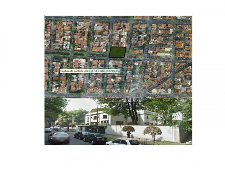 Foto de departamento en venta en horacio , polanco iv sección, miguel hidalgo, distrito federal, 714533 No. 02
