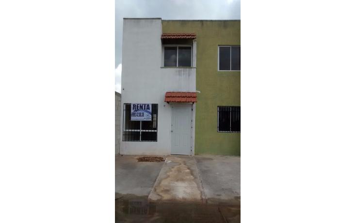 Foto de casa en renta en  , horizontes de caucel, m?rida, yucat?n, 1196235 No. 01