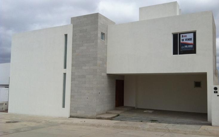 Foto de casa en venta en  , horizontes, san luis potos?, san luis potos?, 1046051 No. 01