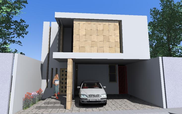 Foto de casa en venta en  , horizontes, san luis potosí, san luis potosí, 1053033 No. 01