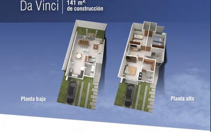 Foto de casa en venta en  , horizontes, san luis potosí, san luis potosí, 1093939 No. 02