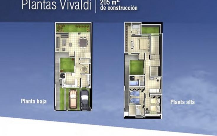 Foto de casa en venta en  , horizontes, san luis potosí, san luis potosí, 1093965 No. 02