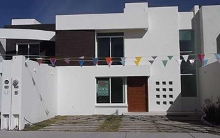 Foto de casa en venta en  , horizontes, san luis potosí, san luis potosí, 1094639 No. 01