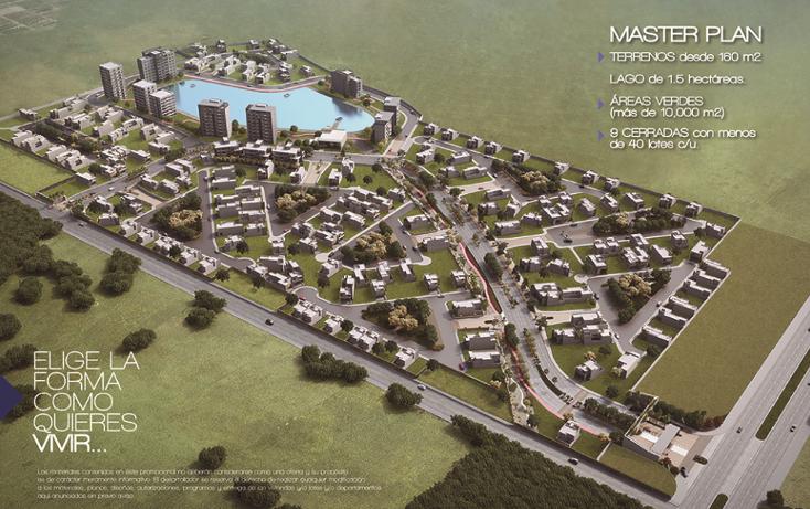 Foto de terreno habitacional en venta en  , horizontes, san luis potosí, san luis potosí, 1118139 No. 02