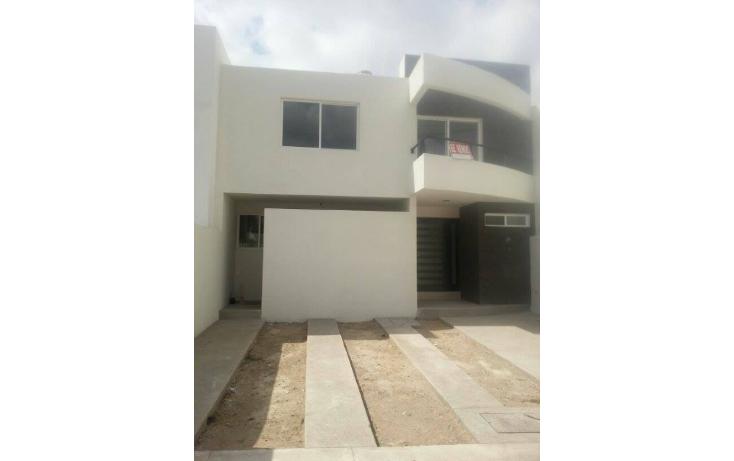 Foto de casa en condominio en venta en  , horizontes, san luis potos?, san luis potos?, 1120009 No. 01