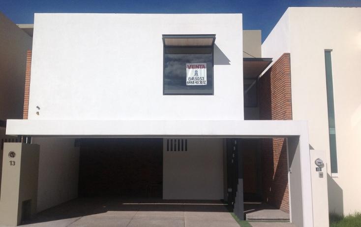 Foto de casa en venta en  , horizontes, san luis potos?, san luis potos?, 1201895 No. 01