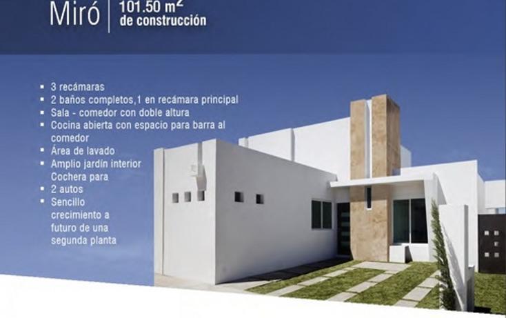 Foto de casa en condominio en venta en  , horizontes, san luis potosí, san luis potosí, 1244323 No. 01
