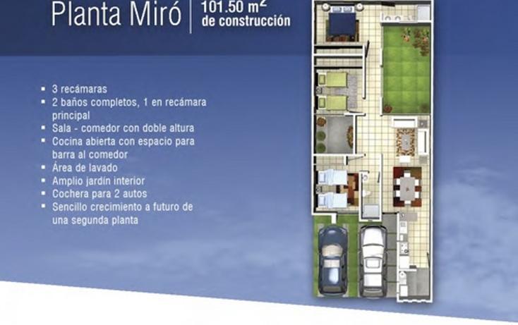Foto de casa en venta en  , horizontes, san luis potosí, san luis potosí, 1244639 No. 02