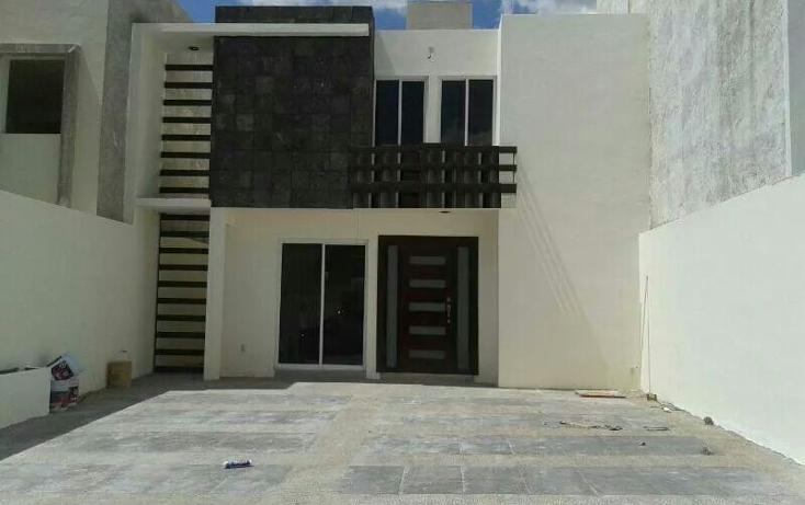Foto de casa en venta en  , horizontes, san luis potosí, san luis potosí, 1292845 No. 01