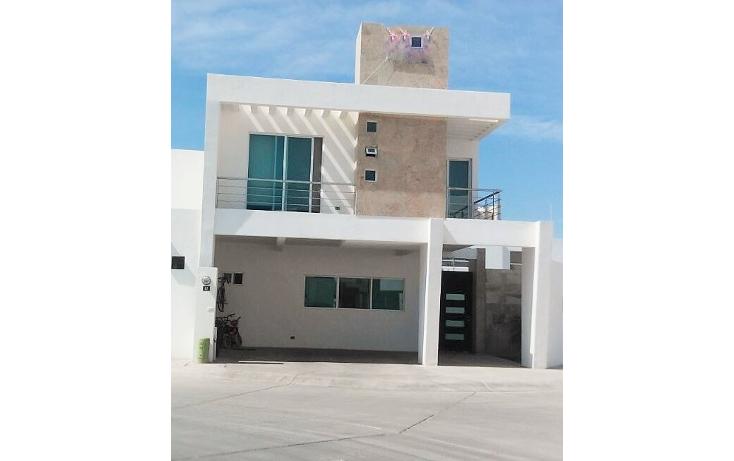 Foto de casa en venta en  , horizontes, san luis potosí, san luis potosí, 1300447 No. 01
