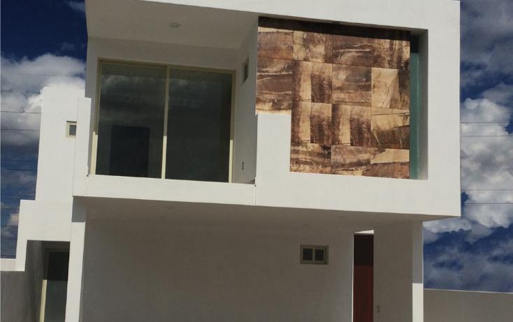 Foto de casa en venta en  , horizontes, san luis potosí, san luis potosí, 1423827 No. 01