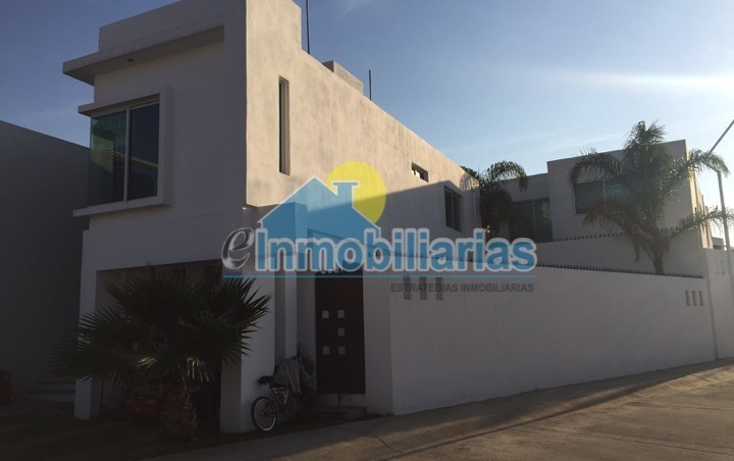 Foto de casa en venta en  , horizontes, san luis potosí, san luis potosí, 1620422 No. 01