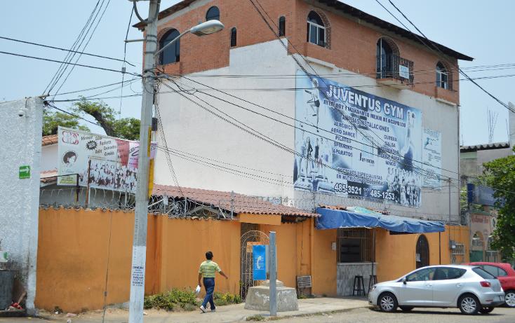 Foto de edificio en venta en  , hornos, acapulco de juárez, guerrero, 1247587 No. 01