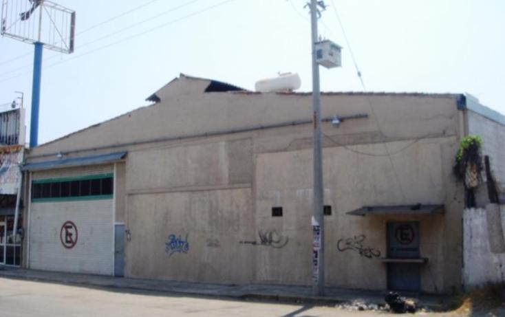 Foto de bodega en renta en  , hornos, acapulco de juárez, guerrero, 1386013 No. 01