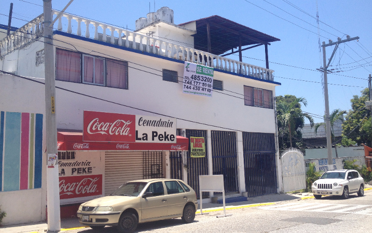Foto de edificio en renta en  , hornos insurgentes, acapulco de ju?rez, guerrero, 1278931 No. 10