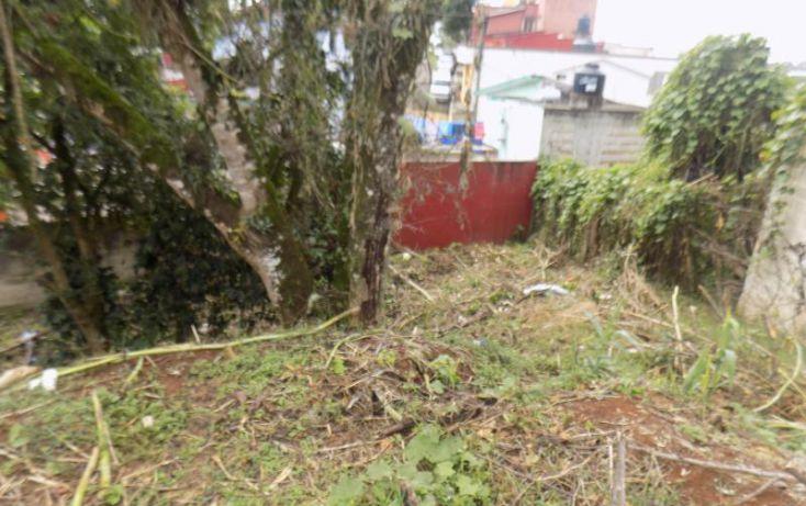 Foto de terreno habitacional en venta en hortensia 13, arroyo blanco, xalapa, veracruz, 2027662 no 02
