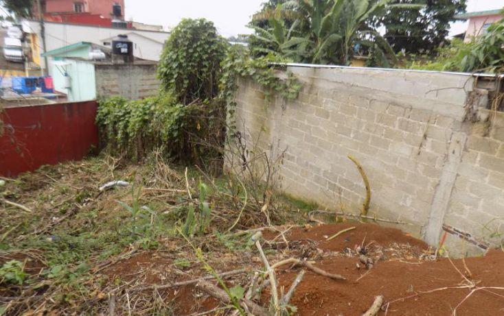 Foto de terreno habitacional en venta en hortensia 13, arroyo blanco, xalapa, veracruz, 2027662 no 04