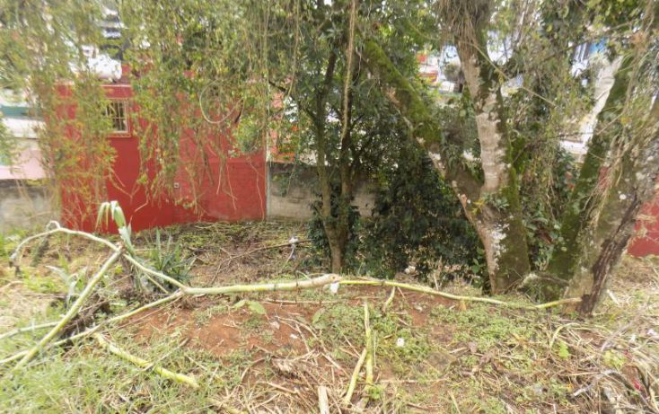 Foto de terreno habitacional en venta en hortensia 13, arroyo blanco, xalapa, veracruz, 2027662 no 05