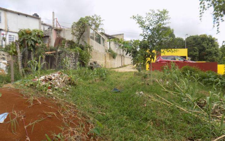 Foto de terreno habitacional en venta en hortensia 13, arroyo blanco, xalapa, veracruz, 2027662 no 06