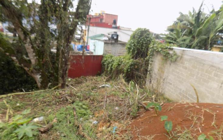 Foto de terreno habitacional en venta en hortensia 13, represa del carmen, xalapa, veracruz de ignacio de la llave, 2027662 No. 03