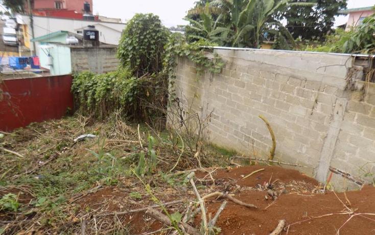 Foto de terreno habitacional en venta en hortensia 13, represa del carmen, xalapa, veracruz de ignacio de la llave, 2027662 No. 04