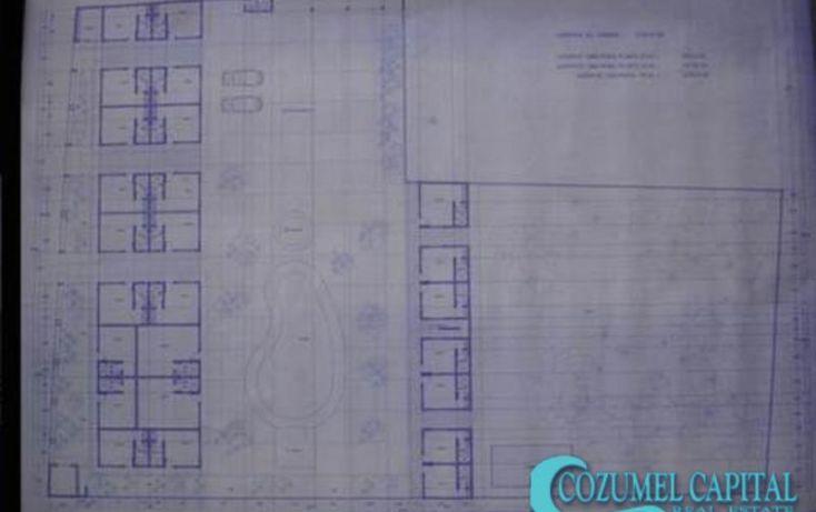 Foto de edificio en venta en hotel aguilar, calle 3 sur entre 5a av y rafael e melgar, cozumel centro, cozumel, quintana roo, 1155309 no 08
