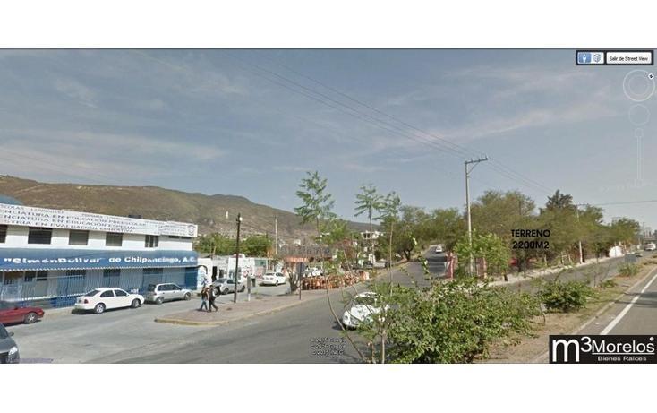 Foto de terreno habitacional en renta en  , huacapita, chilpancingo de los bravo, guerrero, 1524873 No. 01