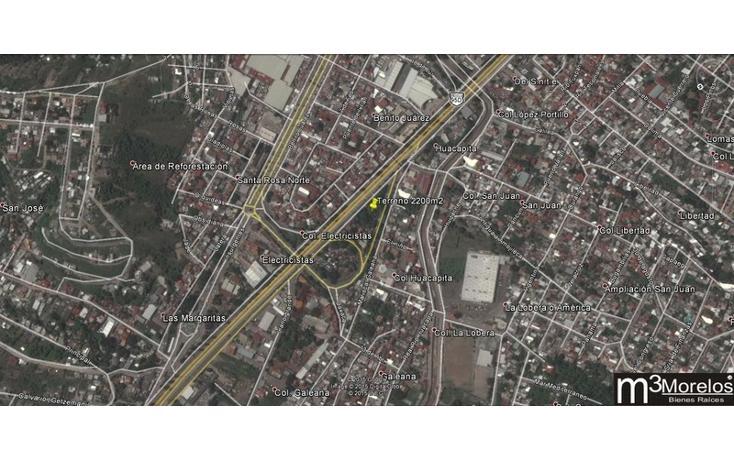 Foto de terreno habitacional en renta en  , huacapita, chilpancingo de los bravo, guerrero, 1524873 No. 02