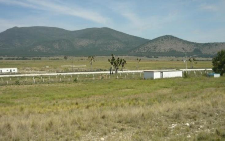 Foto de terreno habitacional en venta en  , huachichil, arteaga, coahuila de zaragoza, 532125 No. 04