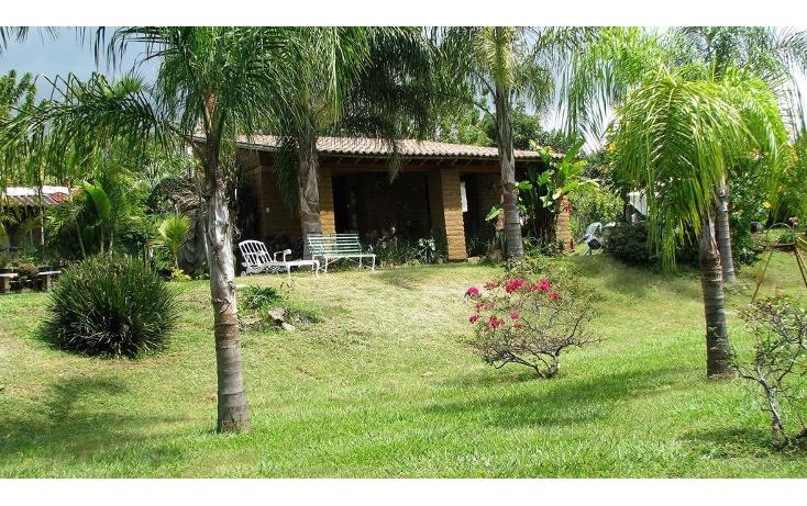 Foto de terreno comercial en venta en  , huachinantilla, tepoztlán, morelos, 1080861 No. 01