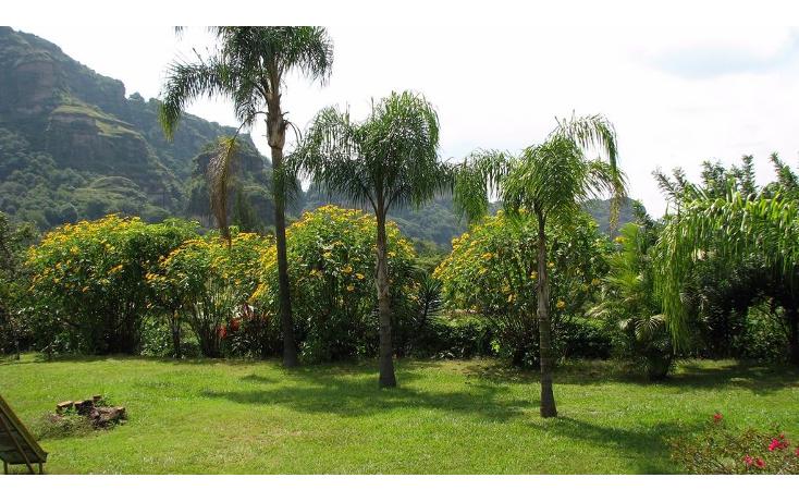 Foto de terreno comercial en venta en  , huachinantilla, tepoztlán, morelos, 1080861 No. 03
