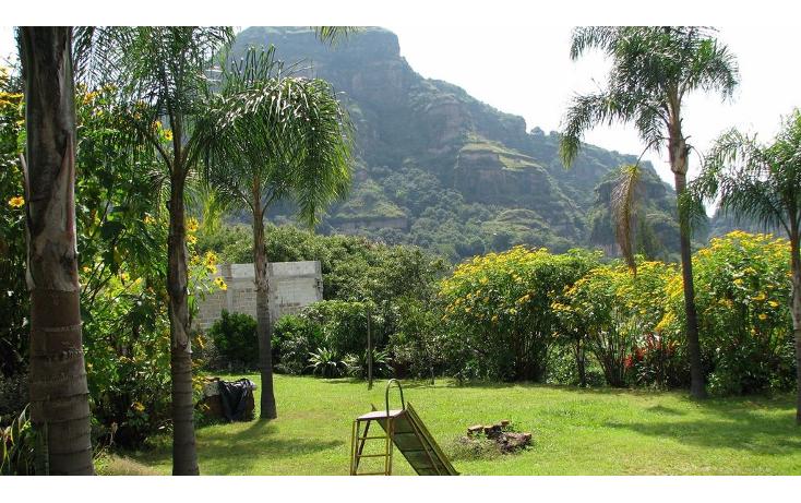 Foto de terreno comercial en venta en  , huachinantilla, tepoztlán, morelos, 1080861 No. 16