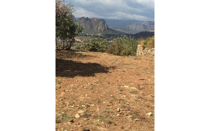 Foto de terreno habitacional en venta en  , huachinantilla, tepoztl?n, morelos, 1524915 No. 05