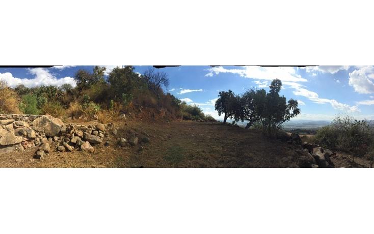 Foto de terreno habitacional en venta en  , huachinantilla, tepoztl?n, morelos, 1524915 No. 07