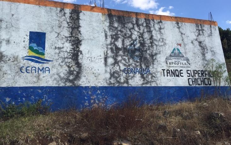 Foto de terreno habitacional en venta en  , huachinantilla, tepoztl?n, morelos, 1524915 No. 08