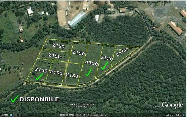 Foto de terreno habitacional en venta en  , huajuquito o los cavazos, santiago, nuevo león, 1112135 No. 10