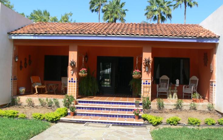 Foto de rancho en venta en  , huajuquito o los cavazos, santiago, nuevo león, 1162389 No. 01