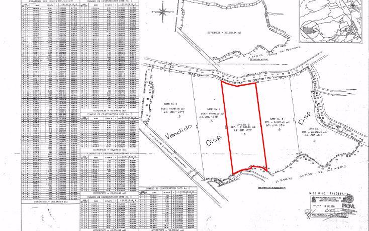 Foto de terreno habitacional en venta en  , huajuquito o los cavazos, santiago, nuevo león, 1272999 No. 02