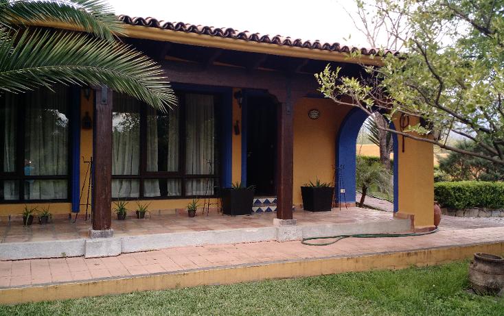 Foto de rancho en venta en  , huajuquito o los cavazos, santiago, nuevo león, 1273817 No. 01