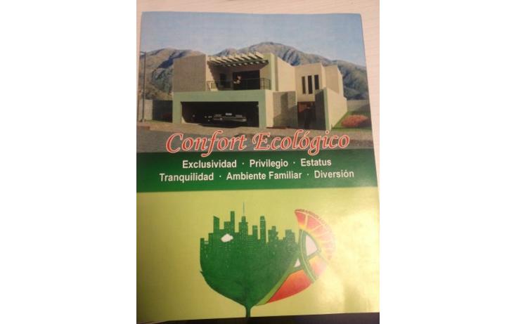 Foto de terreno habitacional en venta en  , huajuquito o los cavazos, santiago, nuevo león, 1454571 No. 01