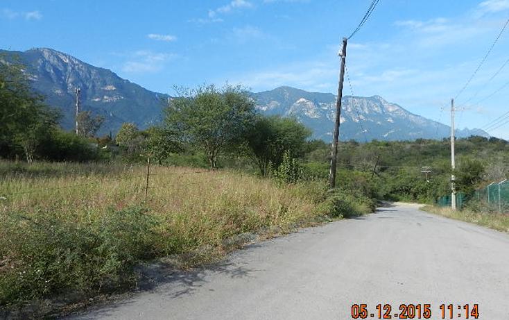 Foto de terreno habitacional en venta en  , huajuquito o los cavazos, santiago, nuevo león, 1468089 No. 03