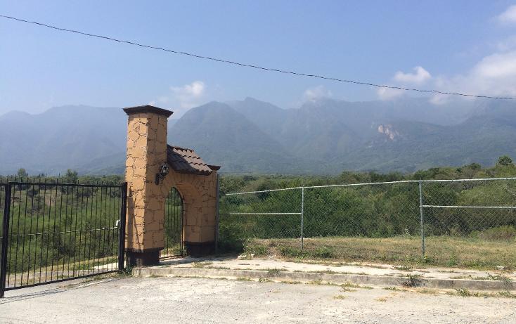 Foto de terreno habitacional en venta en  , huajuquito o los cavazos, santiago, nuevo león, 1610854 No. 02
