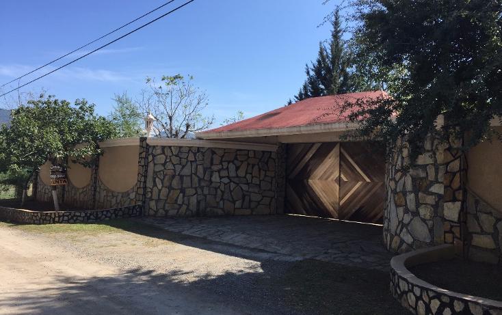 Foto de rancho en venta en  , huajuquito o los cavazos, santiago, nuevo león, 1720164 No. 01