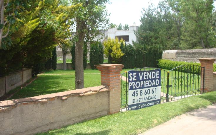 Foto de terreno habitacional en venta en  , huamantla centro, huamantla, tlaxcala, 2036848 No. 01