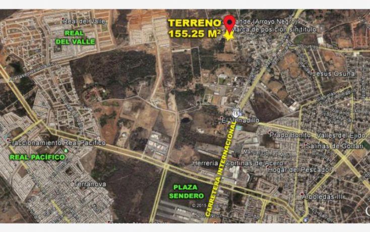 Foto de terreno habitacional en venta en huanacaxtle 5, el venadillo, mazatlán, sinaloa, 1159401 no 06