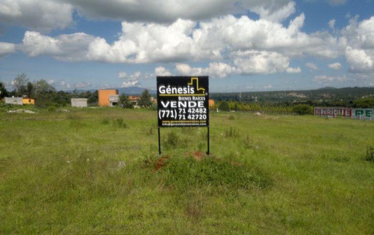 Foto de terreno comercial en venta en, huasca de ocampo centro, huasca de ocampo, hidalgo, 1049679 no 01