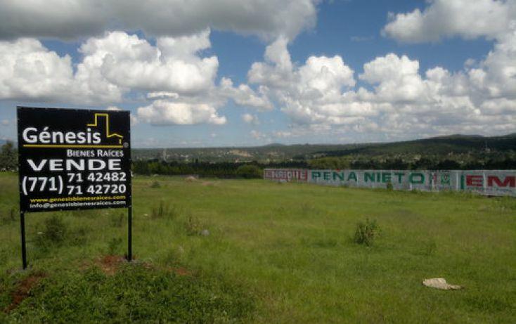 Foto de terreno comercial en venta en, huasca de ocampo centro, huasca de ocampo, hidalgo, 1049679 no 02