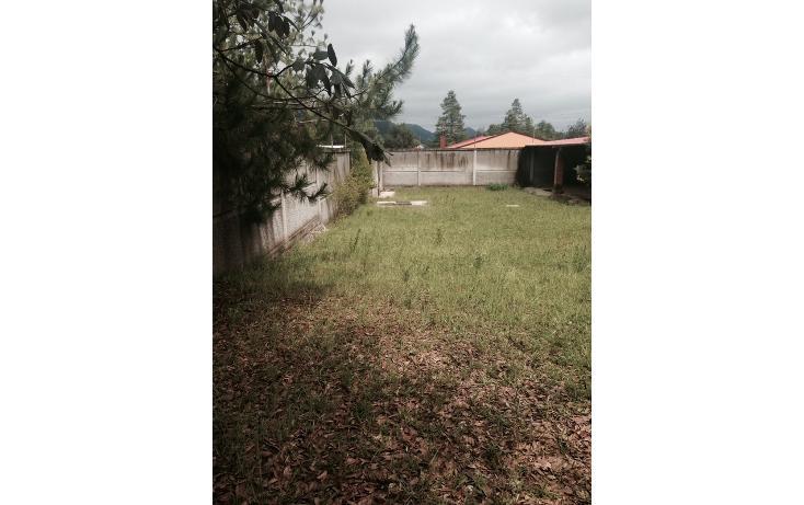 Foto de terreno habitacional en venta en  , huasca de ocampo centro, huasca de ocampo, hidalgo, 1558854 No. 04