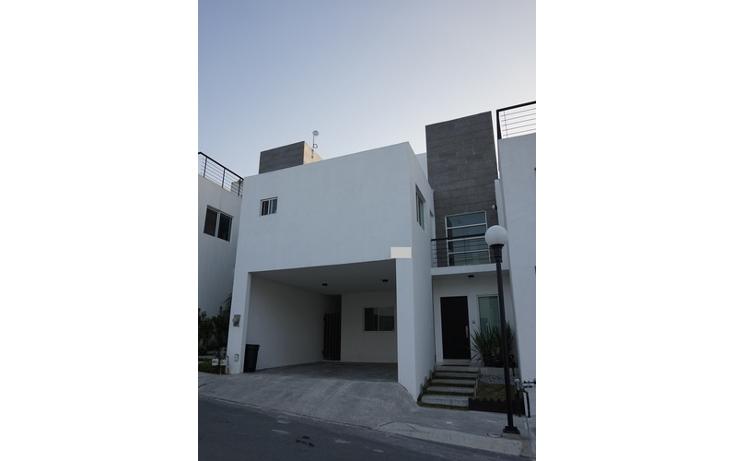 Foto de casa en venta en  , huasteca real, santa catarina, nuevo león, 1262171 No. 01